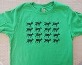 KIDS Goat Herd T-shirt, Size XS-XL