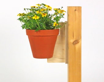 Flower pot Wall mount
