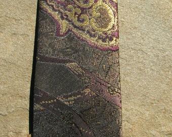 Vintage Men's Necktie - Skinny