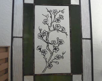 Branches of Green, Stained Glass