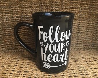 Follow Your Dreams Coffee Mug - perfect gift!!