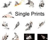 Single Prints
