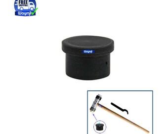 Replacement Fiber Face Mallet Interchangeable Part Only Detachable Hammer Head WA 302-033-3