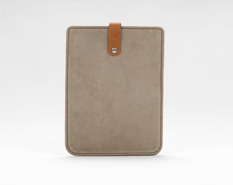 iPad Leather Case - iPad Air Cover - iPad Leather Sleeve - iPad Air 2