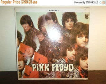Save 30% Today Rare 1967 Vinyl LP Record The Piper At The Gates of Dawn Pink Floyd Scranton Pressing Near Mint Condition 9983