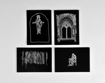 Monastic | Postcard Series