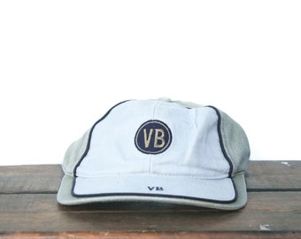 Vintage 90's VB Virginia Beach Strapback Hat Baseball Cap