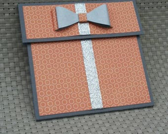 Personalized Gift Card Holder - Also works great with money! (GC0038)