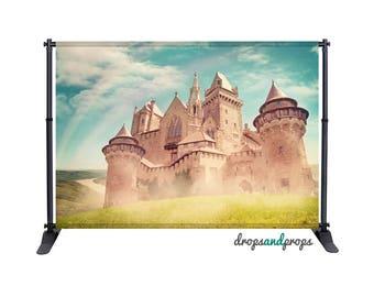 Fairytale Castle - Photography Backdrop