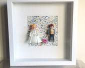 Picture Playmobil boyfriends; details for guests; figures boyfriends; Gift bride and groom dolls