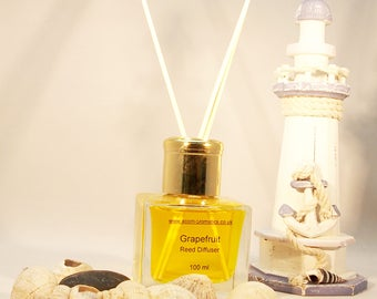 Luxury Reed Diffusers in 6 fantastic fragrances