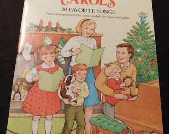 A Golden Book Christmas Carols