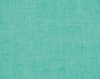 """Robert Allen Home Turquoise Baja Linen Outdoor Fabric - Home Decor - 56""""w - Sold Per YARD"""