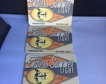 U009  Endless Summer Light Postcards