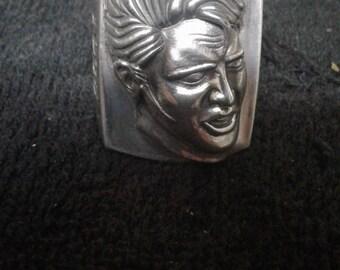 Elvis Ring, Elvis Presley ring,face Elvis ring