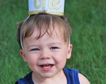 First Birthday crown/ Kids crown