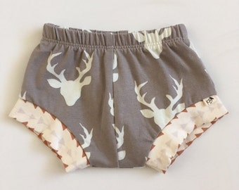 NEW for Summer!! Oh Deers/Infant Shorties/