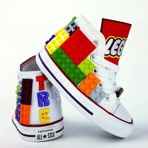 Build Your Own Converse Shoes