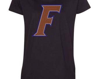 Choose any logo-College Maternity Scoop Neck Tee