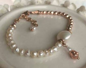 "Bracelet ""White"" Color Collection"