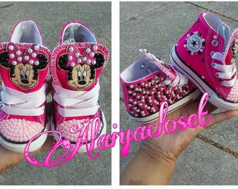 Minnie Mouse Converse Infant/Toddler