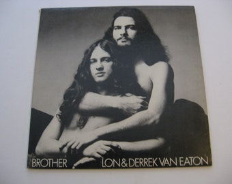 Lon & Derrek Van Eaton - Brother - Circa 1972