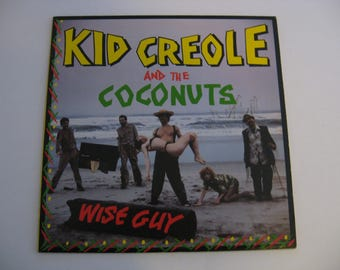Kid Creole and the Coconuts - Wise Guy - Circa 1982