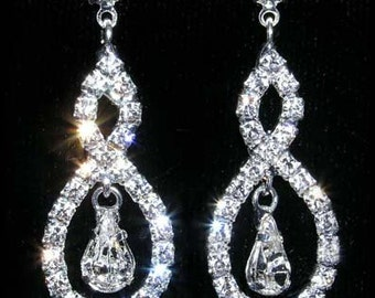 Style # 14002 - Twisted 8 Earring