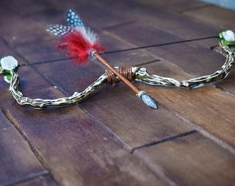 MSD YoSD fantasy elven bow bone color for BJD