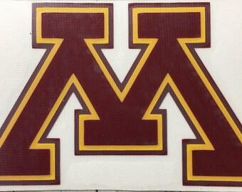 Minnesota Decal
