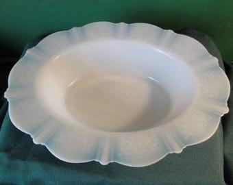 Beautiful MacBeth Evan - American Sweetheart Monax Oval Vegetable Serving Bowl