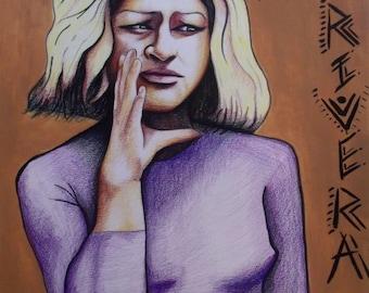Sylvia Rivera 24x30