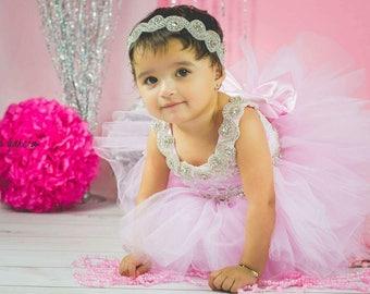 Pink Ballerina tulle dress