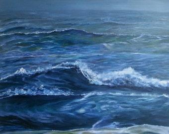 Ocean - The wave