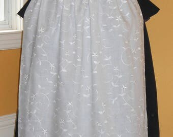 18th Century Embroidered Apron