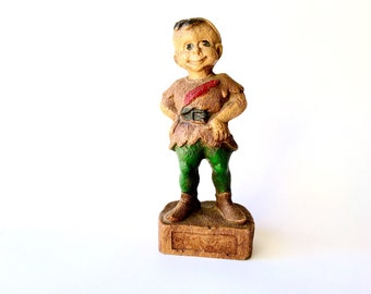 Peter Pan Statue Figurine 1946