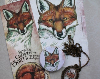 "pretty magical thing ""Red Fox"""