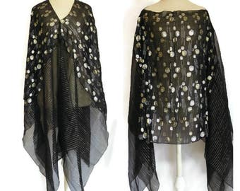 Shawl Tops