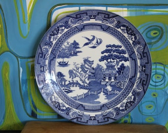 Willow Pattern Etsy
