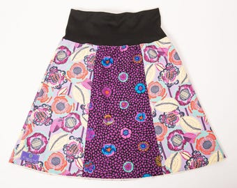 Teen Kailyn Reversible Skirt, Teen Clothing, Teen Spring Skirt, Summer Skirt, Teen gift, Teen store, long teen skirt, teen girl, teen gift