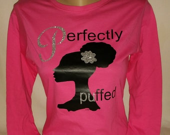 CLEARANCE ITEM Perfectly Puffed Long Sleeve