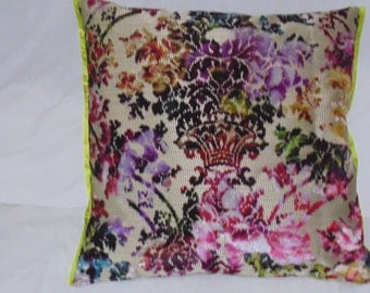 Designers Guild Fabric Martineau Berry Cushion Cover 60 x 60cm Pillow