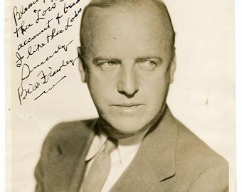 William Frawley   Actor    TV  Movies  Vaudeville