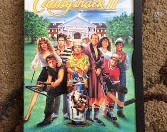 Vintage The CaddyShack 2 DVD