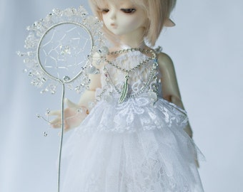 Magic cloud outfit for 1/6 Yo-SD/Littlefee tiny size dolls.
