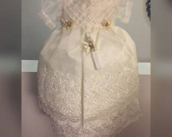 Baptism Cristening  gowns   for bauptims clothes