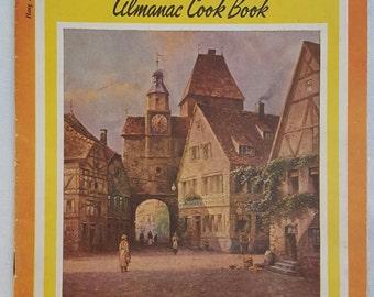 Rawleigh's Good Health Guide Almanac Cook Book 1948