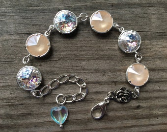 Shiny Cream Bracelet