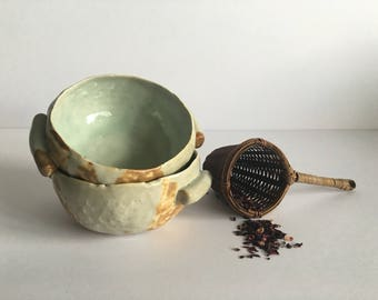 Ceramic Matcha Tea Mug