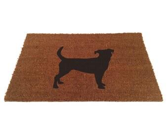 Jack Russell Terrier Doormat